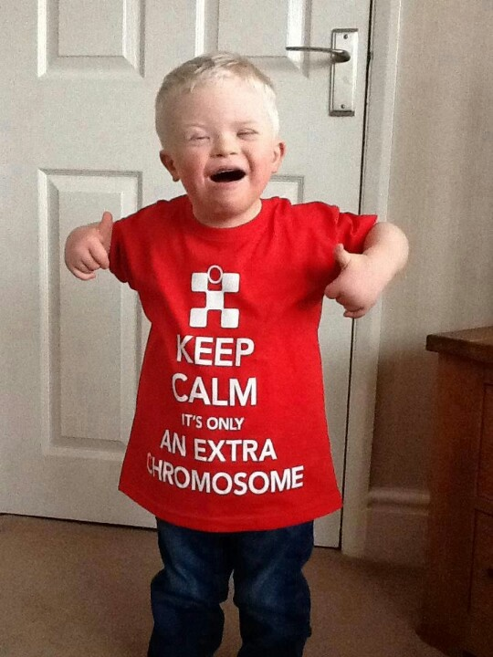 Dia Mundial da Sindrome de Down: Autism Awareness, Down Syndrome, Keep Calm Posters, Keepcalm, Adorable, Extra Chromosom, People, Kid, Parents Win