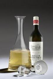 La carafe à Chasselas et autres vins blancs