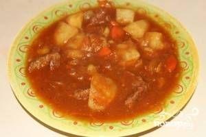 Шурпа из говядины - пошаговый кулинарный рецепт с фото на Повар.ру