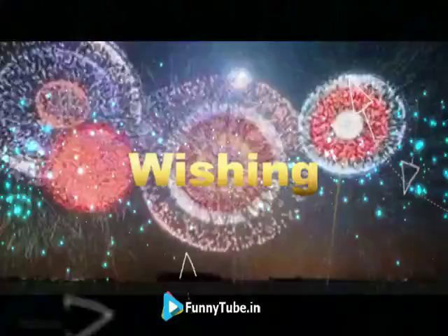 Happy diwali and prosperous new year video  funnytube.in/