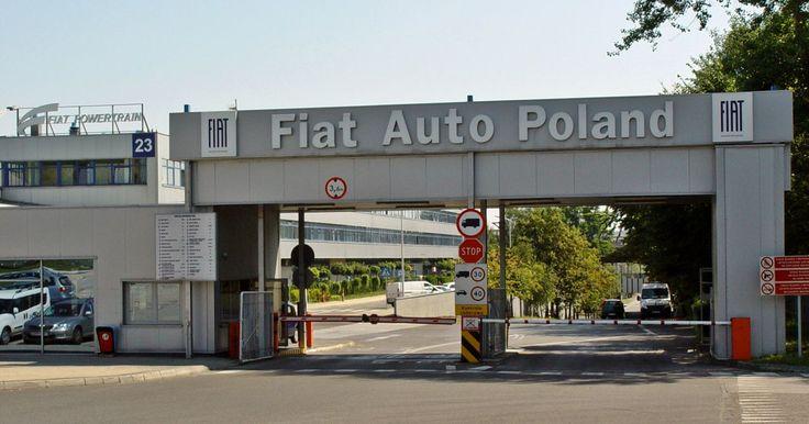 Zakład Fiat Powertrain w Bielsku-Białej