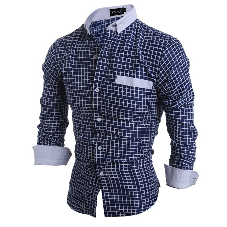 2017 New Supreme Men Brand Clothing Male Social Casual Shirt Arrival White Business Men Dress Shirts Mens Clothes