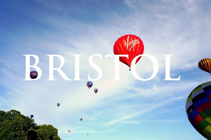 BRISTOL - Balloon Fiesta 2016 Take-off - GoPro