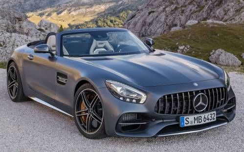 Mercedes-AMG GT Roadster Carries a 129180 Starting Price