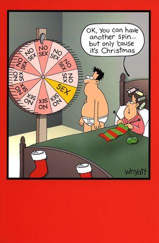 Funny christmas sex