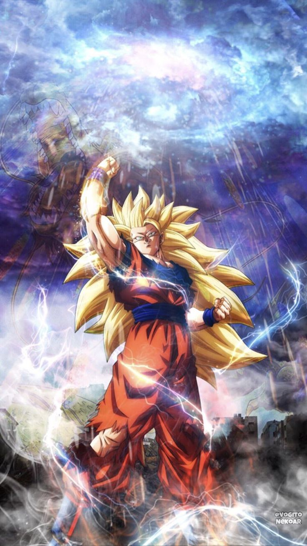 Thank you Goku.