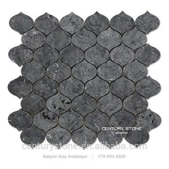 lantaarn vorm arabesk mozaïek grijs marmer tegels voor keuken vloer gebruik - product ID : 60142056563 - m.dutch.alibaba.com