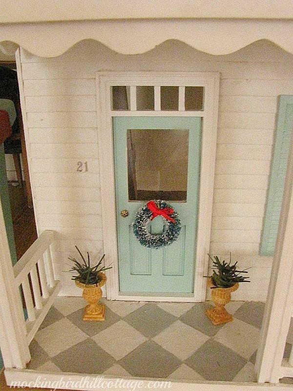 miniature porches