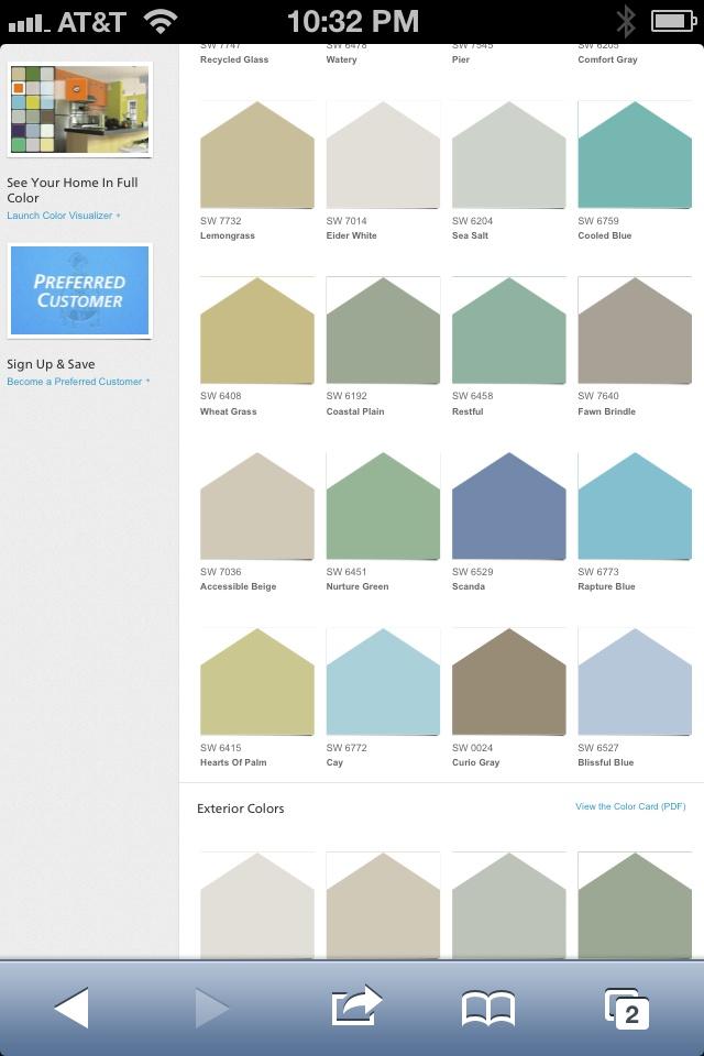 Hgtv Dream Home Paint Colors