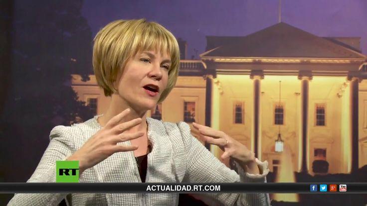 """(Vídeo) """"La bandera estadounidense incita al suicidio"""" - Keiser Report e..."""
