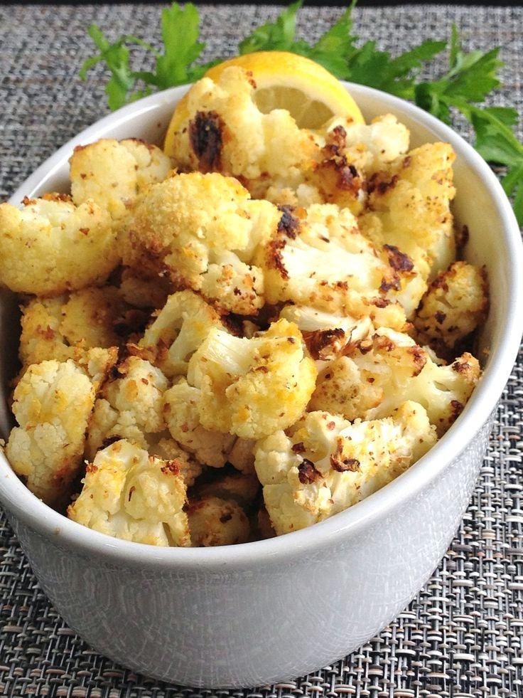 Almond-Roasted+Cauliflower+(and+'evolving'+taste+buds!)