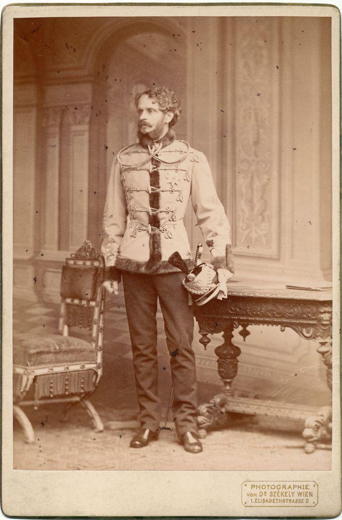 Gyula Graf Andrássy