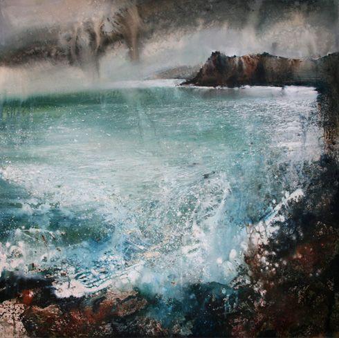 Stewart Edmondson 'Upon the wind and waves'