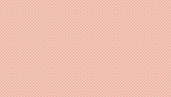 Daisy pink patchwork cotton fabric from Makower. Andover Katie Jane range tiny white daisies on pink background. Makower fabric code 1907/P.