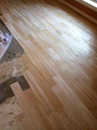 Decoupage Floors Hardwood Flooring Naaah It S