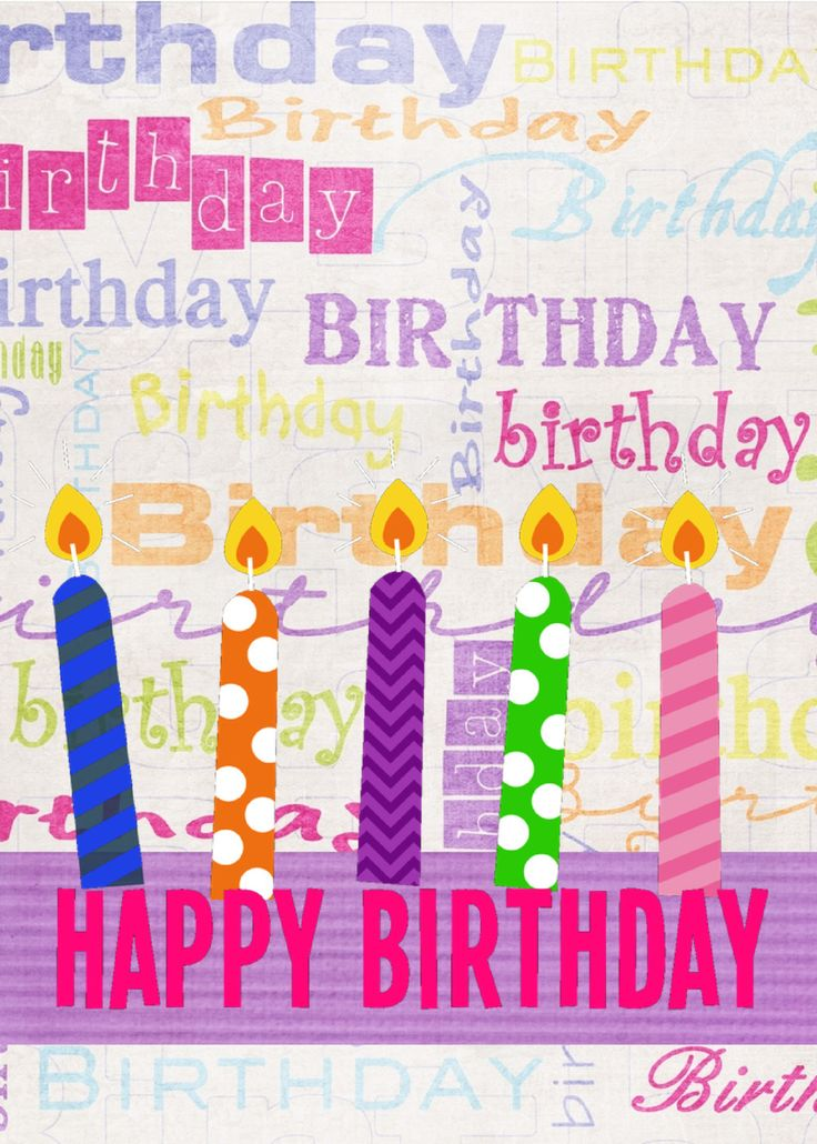 4938 best Happy Birthday images – Send a Birthday E Card