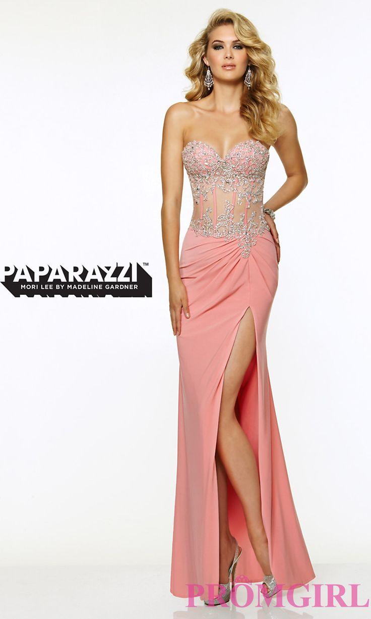 40 best Prom dresses images on Pinterest | Prom dresses, Beautiful ...