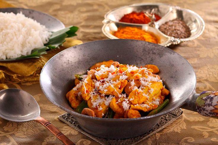 Boter kip curry Indiase boterkip wokgerecht