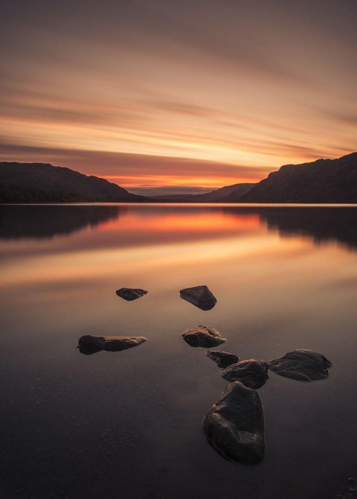 Artistic-realistic nature -  Glencoyne Bay on 500px by Mark Littlejohn,...