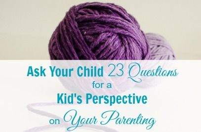 Need a fresh perspective on your job, mom? Make a date with your child and let them answer these questions. You're sure to see yourself in a new light!