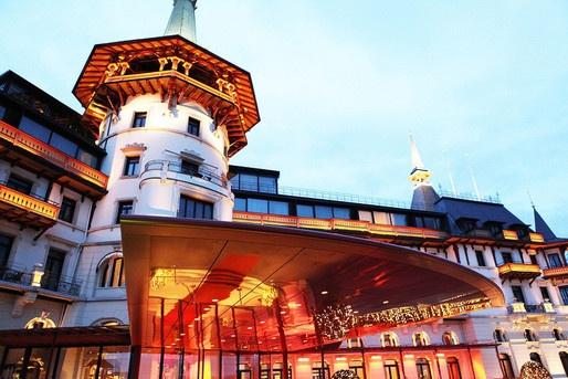Da, wo Sterne Zuhause sind. The Dolder Grand, The Restaurant. Zürich