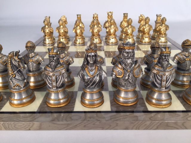 Steel Chess Set 1032 best chess sets - boards images on pinterest | chess sets