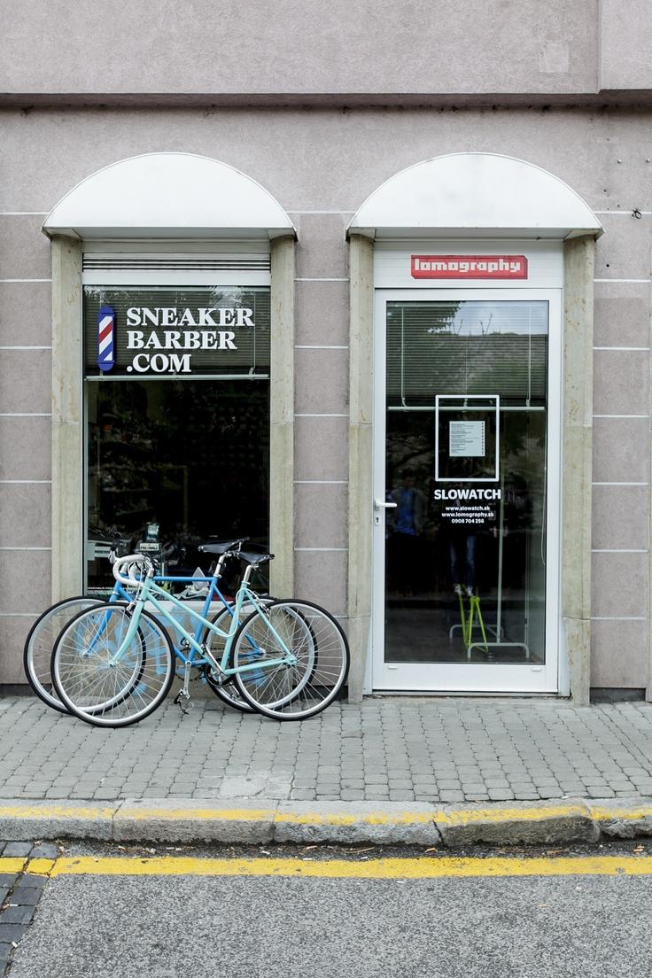 #sneakerbarber #popupstore Mikulasska 31 #Bratislava