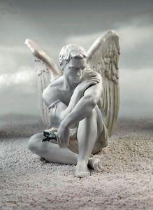 ANGEL-BRAND-NIB-MALE-ANGEL-LARGE-PORCELAIN
