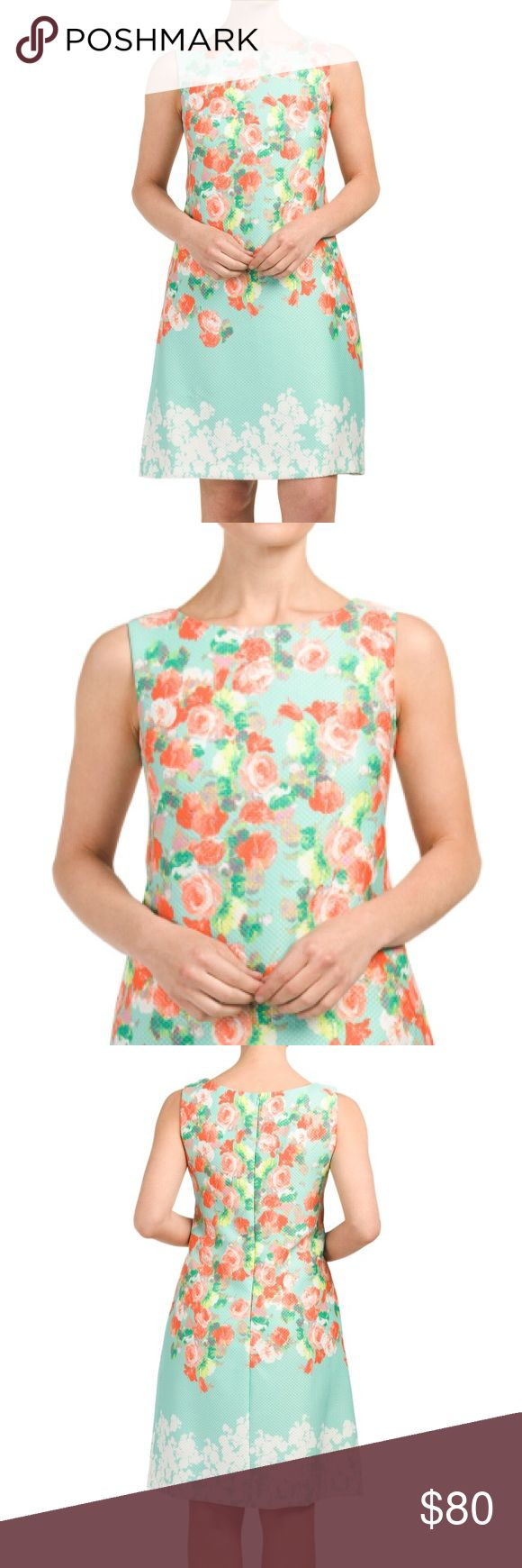 !SPRING SALE! Donna Ricco Floral Pattern Dress Spring is here ladies and this amazing dress will get you lots of compliments. Sleeveless with Pastel colors and floral design. 🚫No trades🚫🔸Price Firm🔸 Donna Ricco Dresses Mini