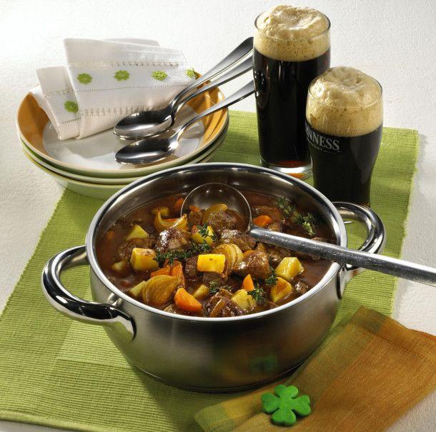 Unser beliebtes Rezept für Guiness-Stew und mehr als 55.000 weitere kostenlose…