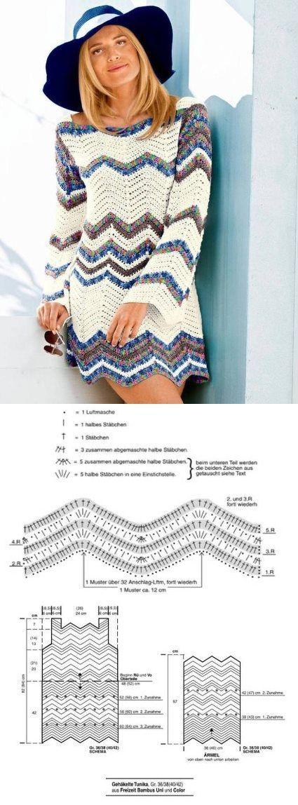 Brincando com Crochê: Blusas Lindas