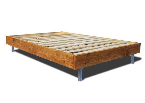 Best Platform Bed Frame With Metal Legs Modern And Rustic Bed 400 x 300
