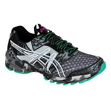 Stability Womens ASICS GEL-Noosa Tri 8 Running Shoe...My new running shoes! Lov'in them!!! :)