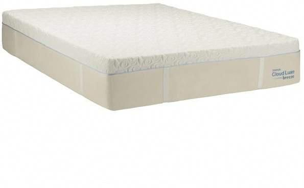 Tempur Pedic Tempur Pedic Breeze 1 0 Cooling 14 Plush Mattress