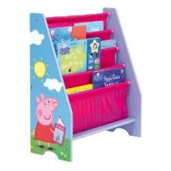 A complete guide to Peppa Pig Furniture, allowing you to browse the entire available range of bedroom furniture, seating, beds and other Peppa...