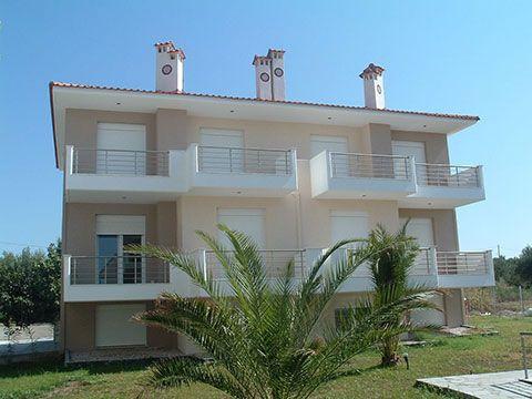Athos Blue Apartments and Villas, #Nikiti #Halkidiki #Greece
