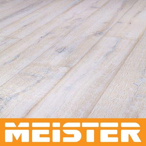 Meister Lindura HD деревянный настил 300 деревенский Дуб побелкой 8425 Wide…