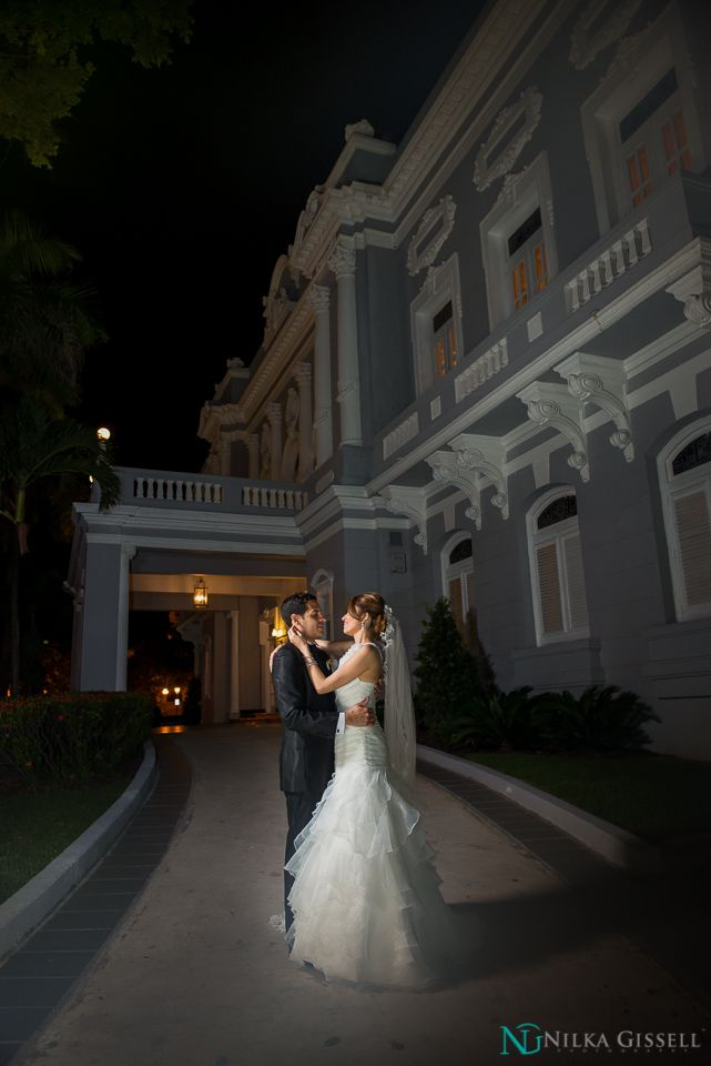 Wedding At Antiguo Casino De Puerto Rico Weddings