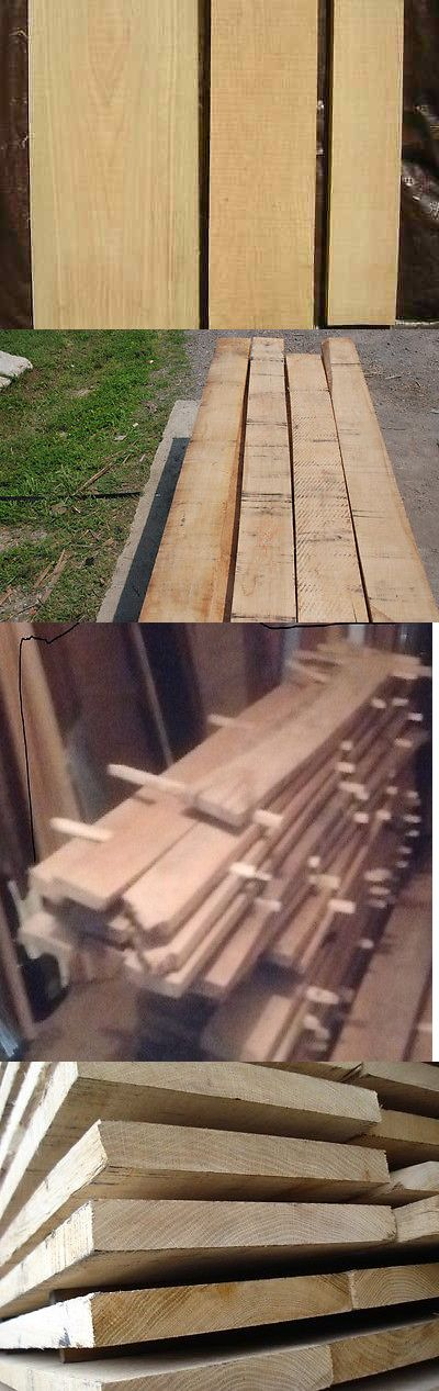 Other Woodworking Supplies 183161: Oak Lumber (White) -> BUY IT NOW ONLY: $1200 on eBay!