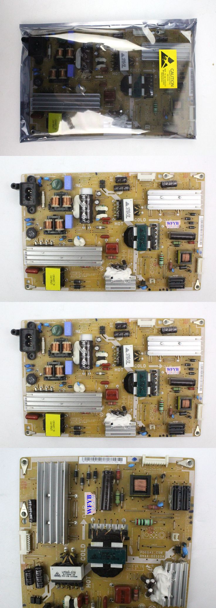 TV Boards Parts and Components: Us Bn44-00503A Power Supply Board Pslf121b04a Pd55a1_Csm For Samsung Tv -> BUY IT NOW ONLY: $69.99 on eBay!