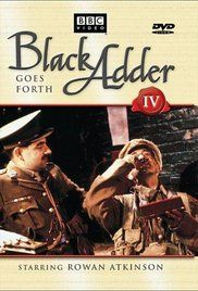 Blackadder Goes Forth Episode 1. Stuck in the middle of World War I, Captain Edmund Blackadder does his best to escape the banality of the war.