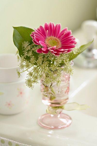 Best pink depression glass images on pinterest