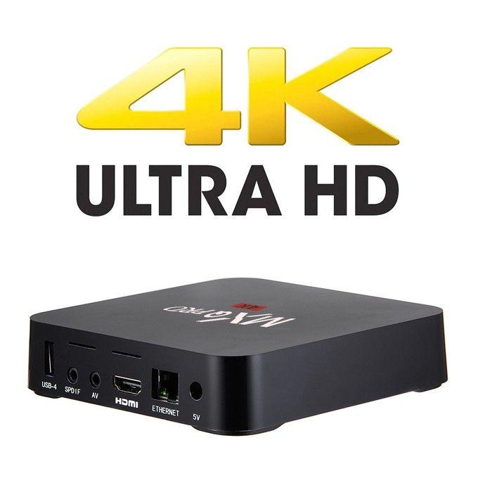 #Android TV MXQ Pro 4K 1GB 8Gb #Kodi #Netflix #Youtube Envios  #Chile, cuotas sin interés, compra hoy mismo.  http://buff.ly/2r2EvDL?utm_content=bufferbf03f&utm_medium=social&utm_source=pinterest.com&utm_campaign=buffer