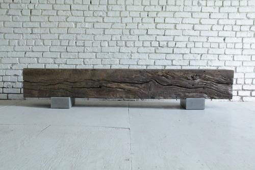 WOOD DESIGN NEWS  New Bench by Andre Joyau Studio