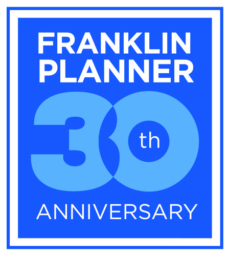 Happy 30th Anniversary to the Franklin Covey Planning System