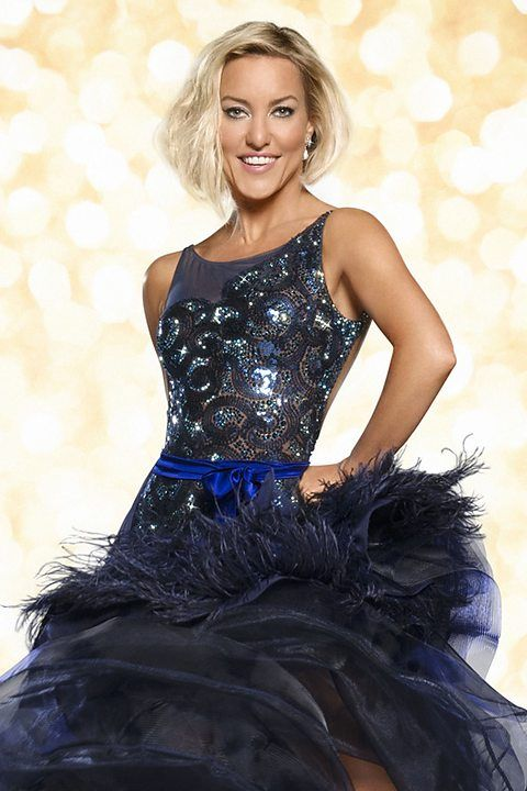 BBC One - Strictly Come Dancing - Natalie Lowe