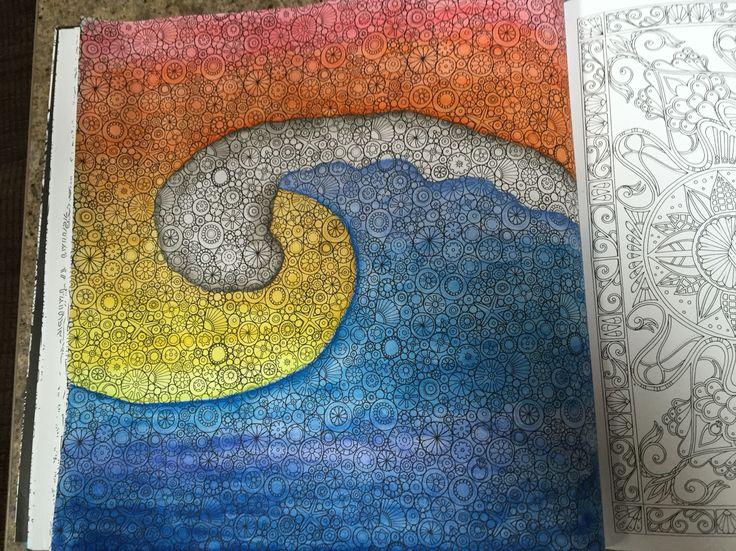 Johanna Basford Lost ocean