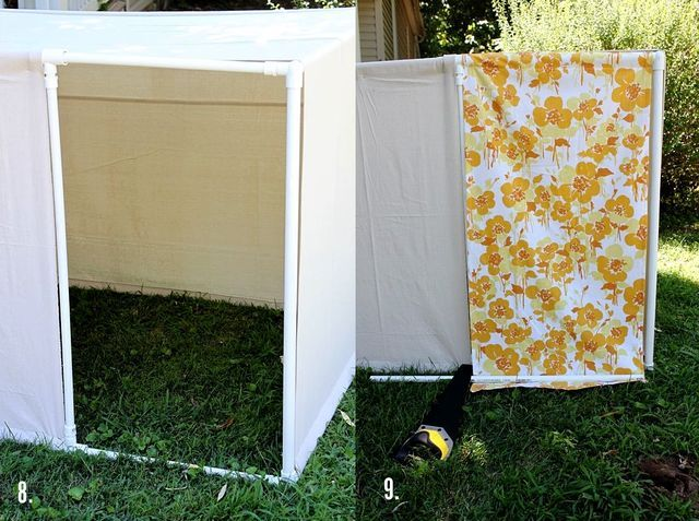 Modular Fort DIY - Smile And Wave