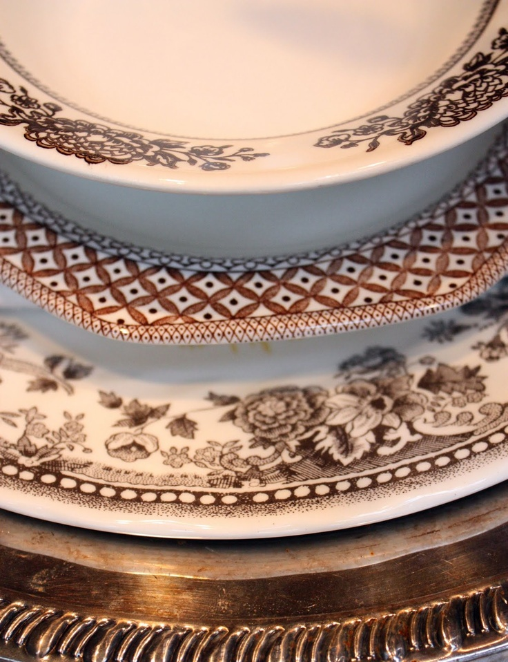 My Sweet Savannah - mix of brown patterns