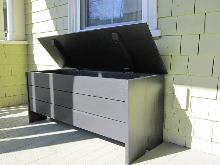 Http://www.manufacturedhomerepairtips.com/residentialoutdoorstorageoptions.php  Has Some Outdoor · Storage Bench ...